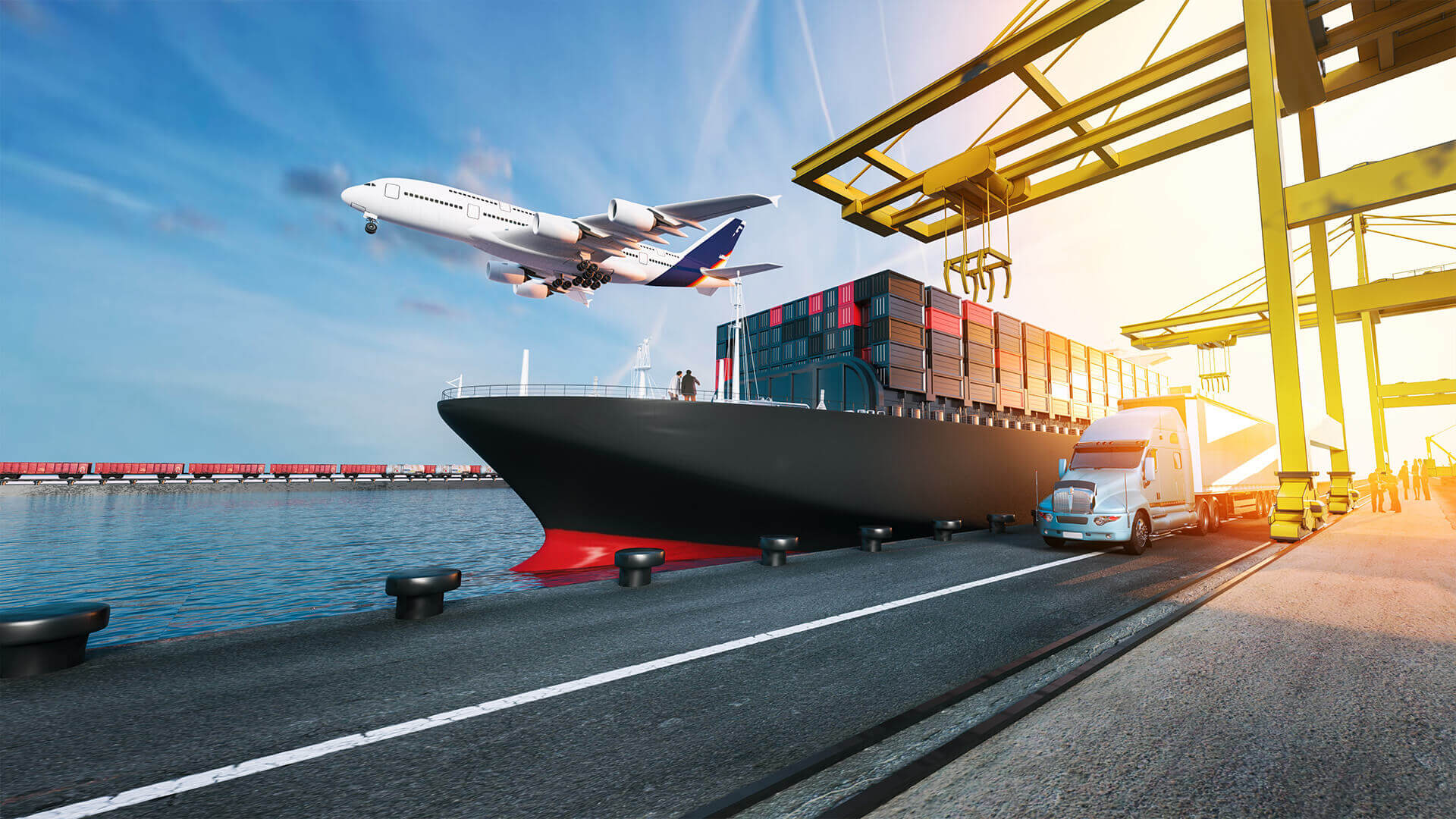 Air Freight Services- Giomacs